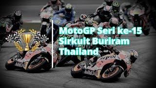 VIDEO: Link Live Streaming Trans7 MotoGP di Sirkuit Buriram, Thailand, Minggu (6/10)