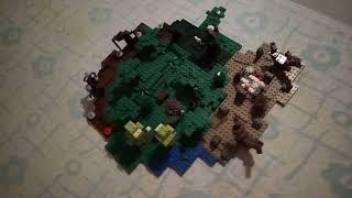 Трейлер нового проекта - выживания в мире игры Forest.