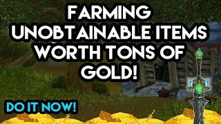 World Of Warcraft Gold Farm How To Make Thousands With This Rare Item