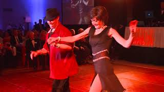 Dancing With The Docs 2019   Dr. Leslie And John, Salsa