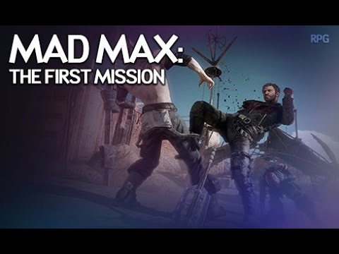 Not So MMO: The First Mission