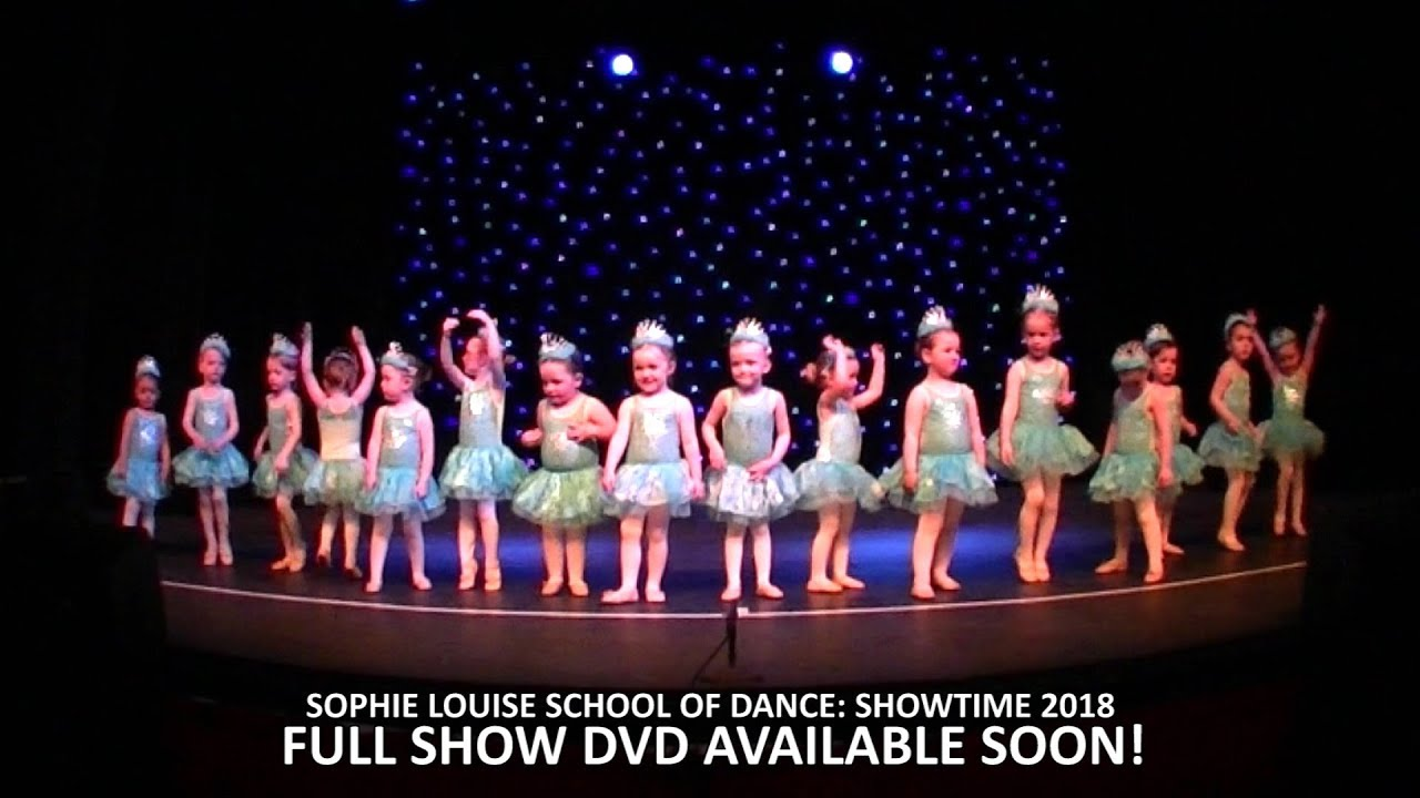 Sophie Louise School of Dance. Showtime 2018. Teaser Video #3