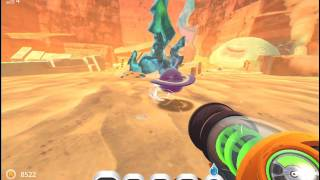 How to Find the Glass Desert in Slime Rancher
