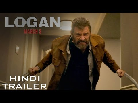 Download Logan | Official Hindi Trailer | Fox Star India | March 3 HD Video