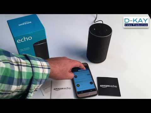 Amazon Echo India Unboxing, Skills Demo