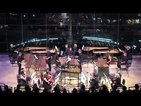 Performing at Lincoln Center Festival with Ensemble Signal