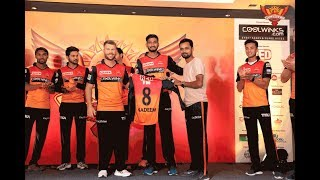 Welcome On Board To The New Players Into SunRisers Hyderabad Team | #VIVOIPL | NTV Sports