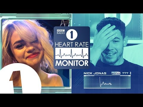 Nick Jonas HEART RATE MONITOR feat. Selena Gomez, Joe Jonas & Jack Black   STRONG LANGUAGE!