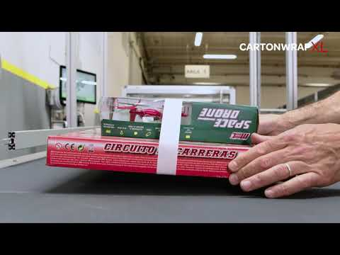 Automated Packaging Equipment – CMC Cartonwrap XL