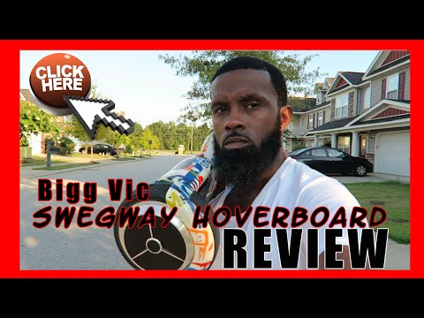 New Swegway Hoverboard Unboxing + Review  (IOHawk, Phunkee Duck, Monorover)