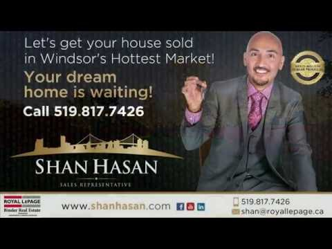 SOLD SOLD SOLD!!!956 Banwell | East Windsor | Shan Hasan