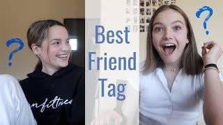 Best Friend Tag! Vlog Day #118 || Jayden Bartels