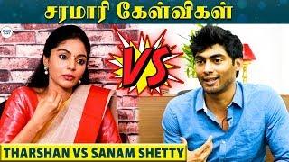Tharshan vs Sanam Shetty | யார் சொல்வது உண்மை ? - Detailed Video | Bigg Boss 3 | LittleTalks