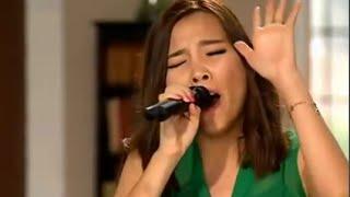 "Dami Im - ""If I Were A Boy"" Home Visit - The X Factor Australia 2013"