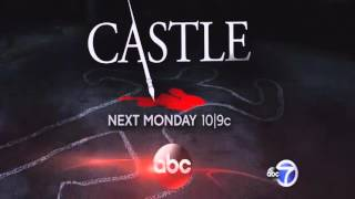 "Castle 8x06 ""Cool Boys"" Promo -2 (ABC)"
