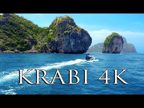 Video KRABI THAILAND (3 days in 4K!!) MUST SEE tourist spots