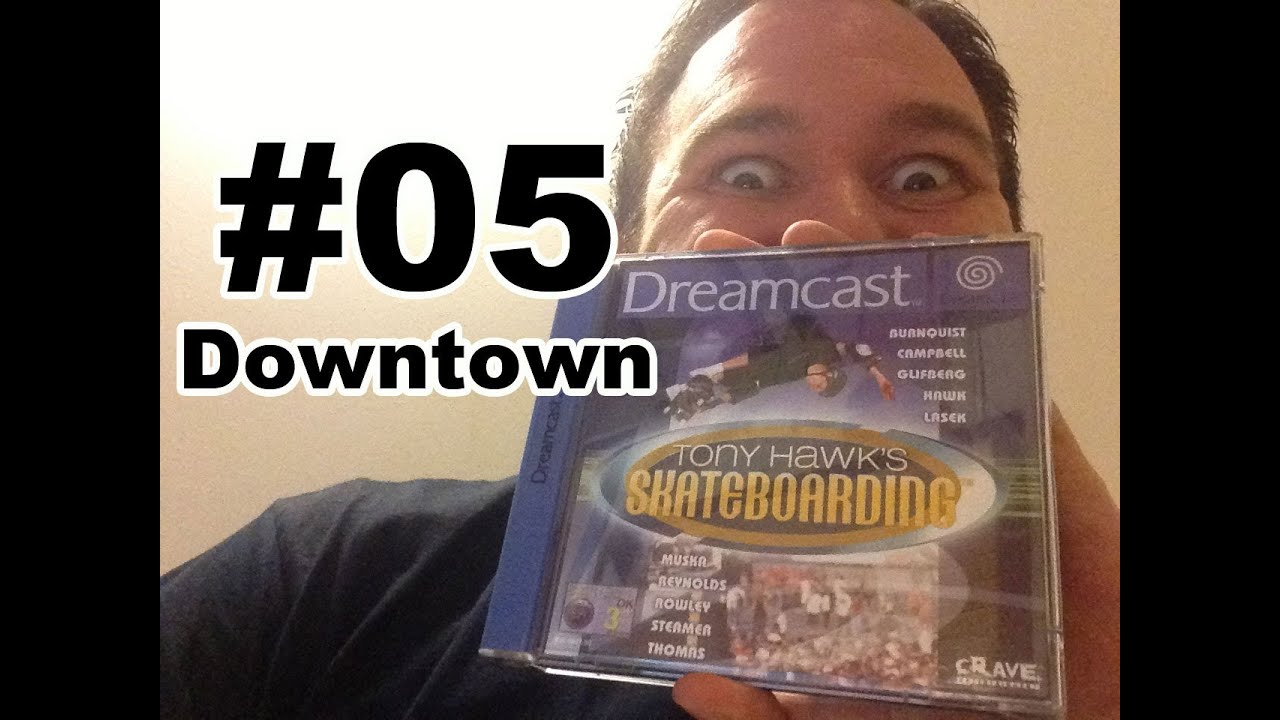 #05 Tony Hawk's Pro Skater – Downtown (Speedy Renton Let's Play)