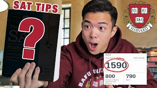 SAT Prep Guide: 10 Harvard SAT Tips Guaranteed to Get You a 1500+ *no tutor*