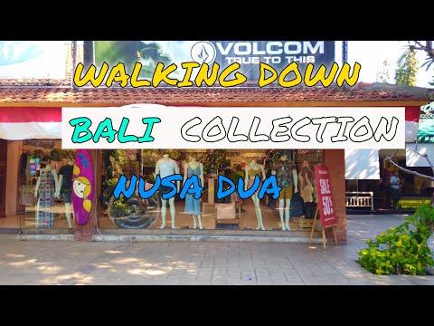 WALKING DOWN BALI COLLECTION NUSA DUA,BALI