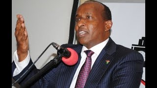 BREAKING NEWS: Aden Duale gives the following condition to NASA's newly elected MPs