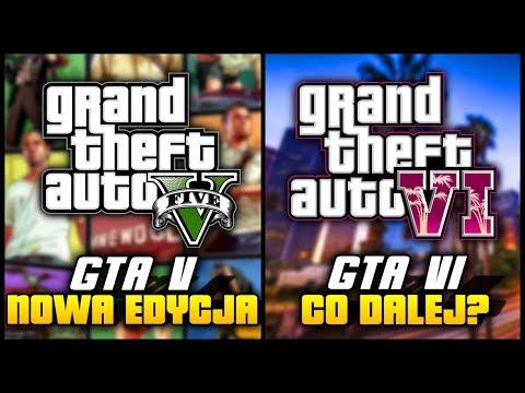 NOWA EDYCJA GTA V (PREMIUM EDITION) - CO DALEJ Z GTA VI?