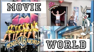 Movie World   Gold Coast, Australia - Nicola's Travel Vlog #12   Kholo.pk