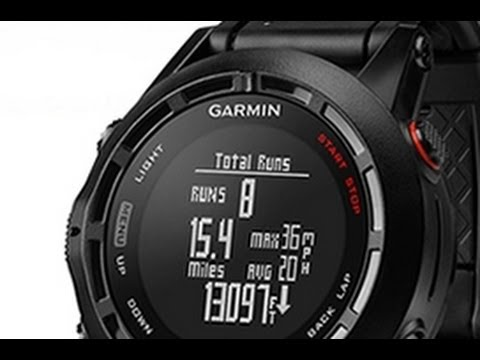 Garmin Fenix 2 in depth
