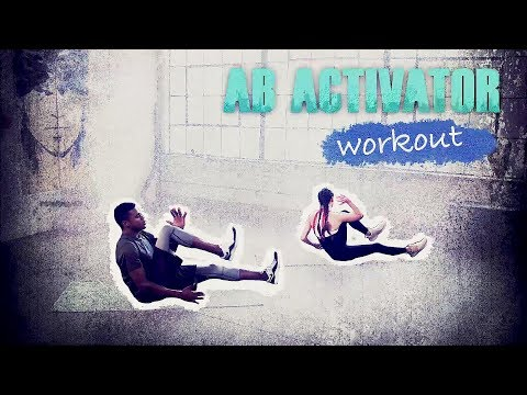 5 Minutes to Fit: Ab Activator Workout | Health