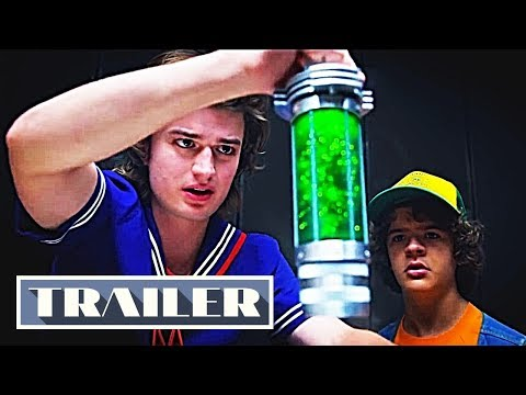 Stranger Things 3 – Offical Final HD Trailer – 2019