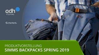 Simms 2019 - Shift & Freestone Backpack Produktvorstellung
