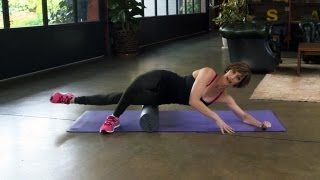 Full-Body Rolling Out Routine | Perfect Form With Ashley Borden by LivestrongWoman