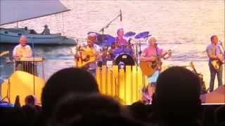Lovely Cruise - Jimmy Buffett at Jiffy Lube Live 2014