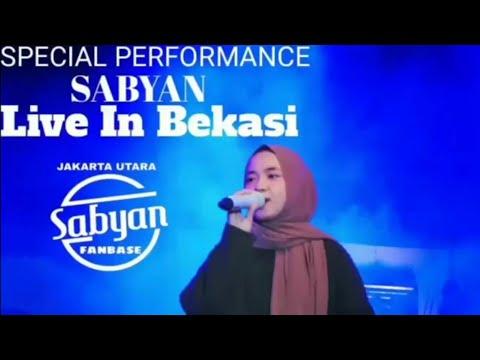 #SabyanGambus        YA JAMALU - Sabyan Gambus Live Perfom In Bekasi
