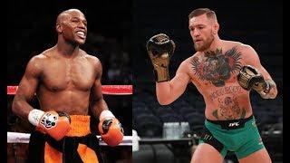 Возможная дата боя Мейвезер vs. МакГрегор, травма Жозе Альдо на UFC 212