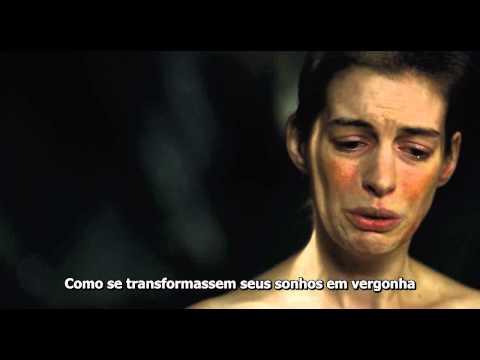 anne hathaway - I dreamed a dream -Les Miserables - legendado -