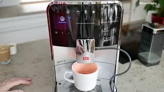 Melitta Caffeo Barista TS Smart im Test
