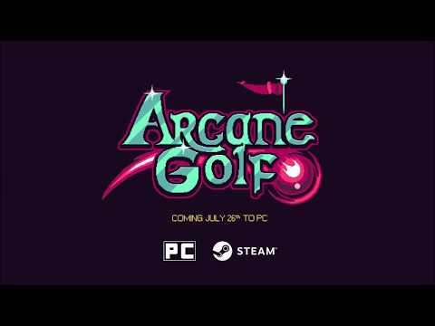 Arcane Golf Launch Trailer thumbnail
