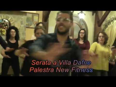 Serata a Villa Dafne - Palestra New Fitness