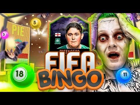 OMFG WHAT A PACK & HUGE DISCARD!!! INSANE FIFA BINGO VS PIEFACE!