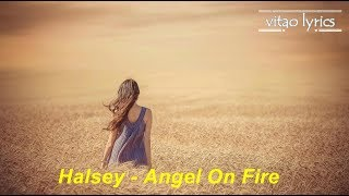 Halsey   Angel On Fire [TraduçãoLegendado]