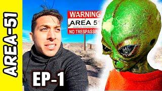 AREA 51 Será INVADIDA Por Millones De Personas (Planean) Storm 👽 | Alex Tienda ✈️