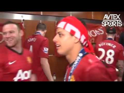 14 Unseen Football Dressing Room Celebrations Rare Footage   Barcelona, Man Utd, Real Madrid etc