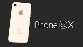 Презентация iPhone SE X