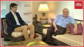 Kapil Sibal & Son Akhil Exclusive Interview With Karan Thapar