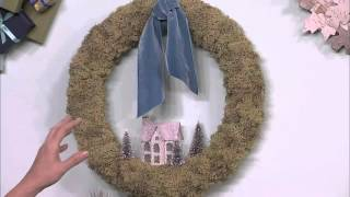 Holiday Wreaths You Can Make At Home