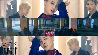 BTS - Not Today Blood Sweat & Tears Mashup