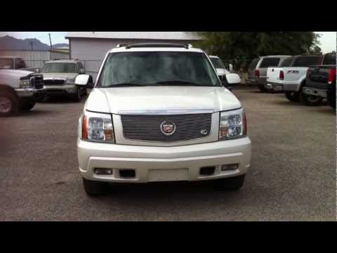 Download 2003 Cadillac Escalade HD Mp4 3GP Video and MP3