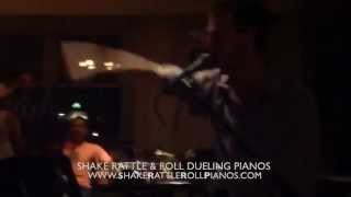 5/17/15 - Shake Rattle & Roll Dueling Pianos  - Video of the Week!