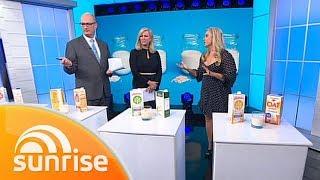 Milk alternatives: busting health myths around non-dairy milks  | Sunrise