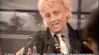 Brian May and Roger Taylor Interview from 1986 for Spanish TV